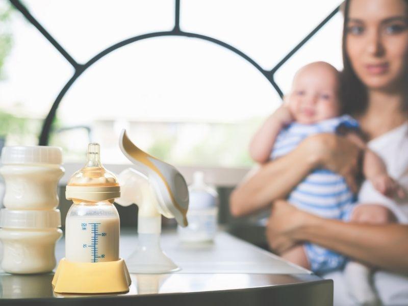 Mẹ ăn gì để con bụ sữa? Dinh dưỡng cho mẹ sau sinh