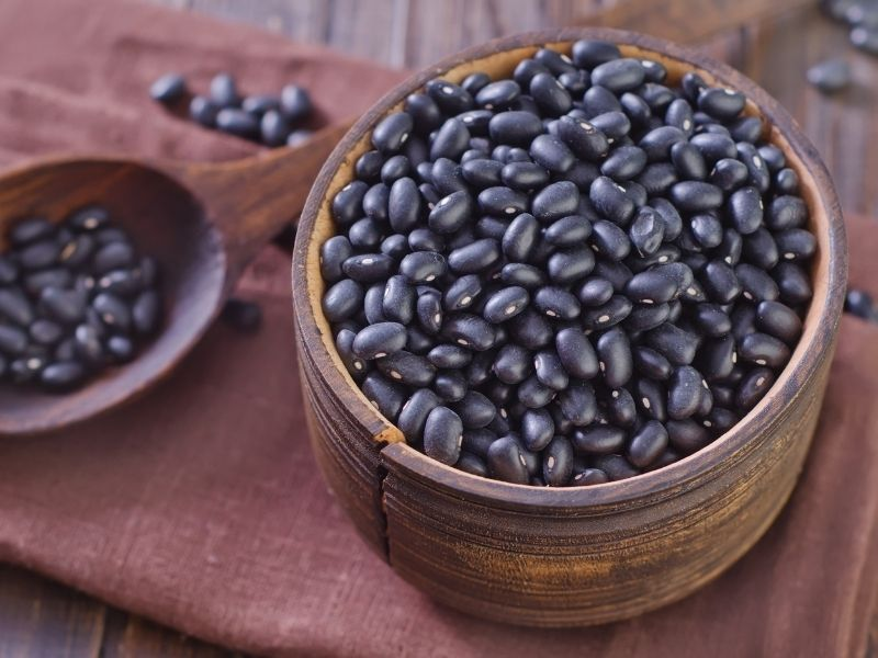 Dinh dưỡng trong hạt đỗ đen