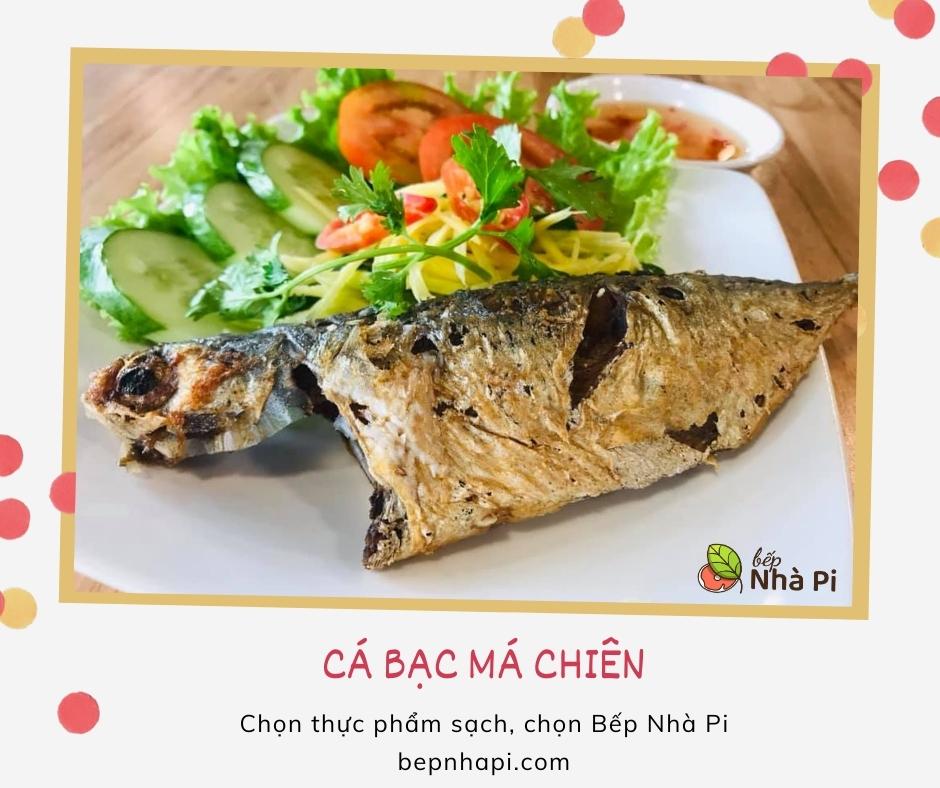Cá bạc má chiên | bếp nhà pi | bepnhapi.com