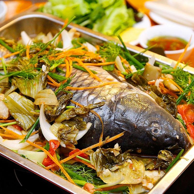 Cá chép nấu món gì ngon nhất? Cá chép om dưa