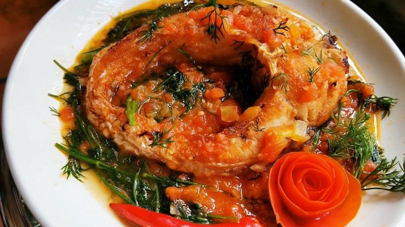 Cá chép nấu món gì ngon nhất? Cá chép sốt cà chua